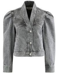 Étoile Isabel Marant Hacene Jacket - Grey