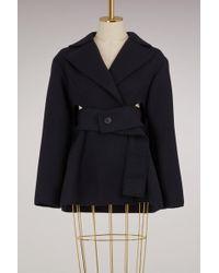 Sportmax - Ande Wool Jacket - Lyst