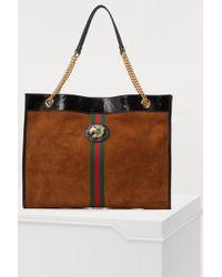 Gucci - Rajah Tote Bag - Lyst