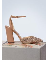 Jimmy Choo - Micky 100 Court Shoes - Lyst