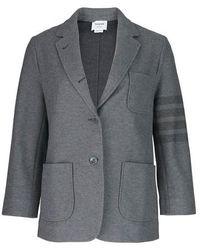 Thom Browne 4-bar Jacket - Multicolour