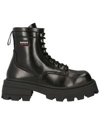 Eytys Michigan Ankle Boots - Black
