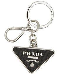 Prada - Schlüsselanhänger - Lyst