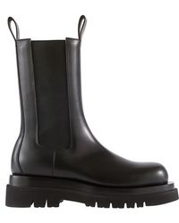 Bottega Veneta The Lug Boots - Black