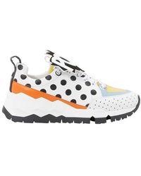 Pierre Hardy Street Life Pow Sneakers - Multicolor