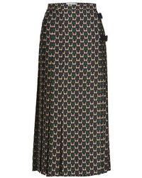 Max Mara Berger Skirt - Multicolour