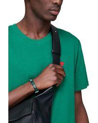 Valentino Garavani - Rockstud Leather Bracelet - Green