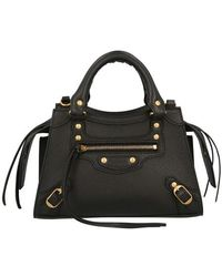 Balenciaga Neo Classic City Mini Bag - Black
