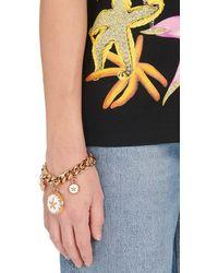 Versace Bracelet Trésor De La Mer - Métallisé