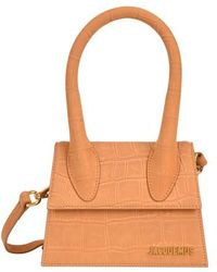 Jacquemus Medium Chiquito - Brown