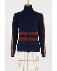 Loro Piana - Sweat-shirt zippé - Lyst
