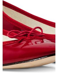 Repetto Ballerinas Cendrillon - Rot