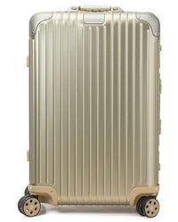 RIMOWA Original Check-in M luggage - Multicolour