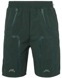 A_COLD_WALL* Shorts - Green
