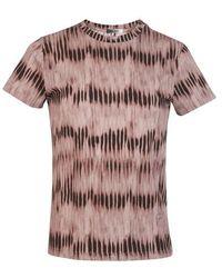 Isabel Marant Waris Tie-dye T-shirt - Pink