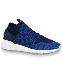 Louis Vuitton Sneaker Fastlane - Bleu
