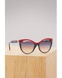 Miu Miu - Sorbet Evolution Sunglasses - Lyst