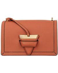 Loewe Barcelona Shoulder Bag - Brown