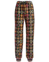 La DoubleJ Pantalon de jogging - Multicolore