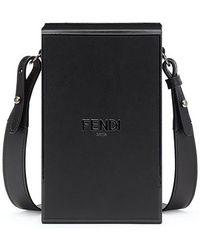 Fendi Vertical Box - Black