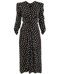 Isabel Marant Albi Dress - Black
