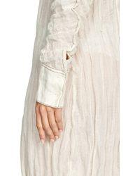Acne Studios Dress - White