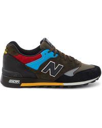 New Balance Sneakers 577 - Made in UK - Schwarz