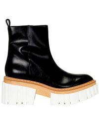 Stella McCartney Emilie Ankle Boots - Black