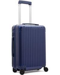 RIMOWA Essential Cabin Case - Blue