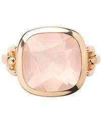 Poiray Indrani Ring - Pink