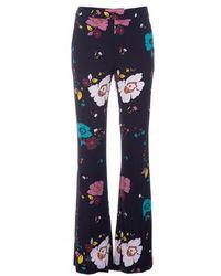 La DoubleJ Pantalon Saturday Night - Multicolore