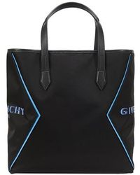 Givenchy Leather Tote Bag - Black