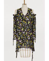 Magda Butrym - Trento Short Dress - Lyst