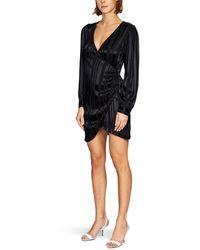 Anine Bing Penelope Short Dress - Black