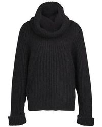Tom Ford Mohair Sweater - Black