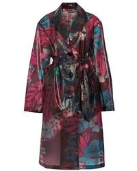 Dries Van Noten Coat - Multicolor