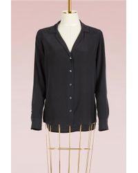 Equipment - Adalyn Shirt Long Sleeves - Lyst