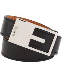Loewe - Buckle Bracelet - Lyst