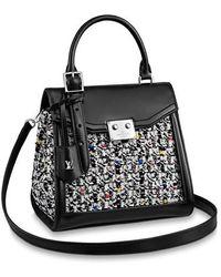 Louis Vuitton The Lv Arch - Black