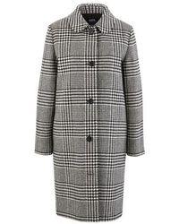 A.P.C. Peel Coat - Grey