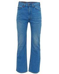 Valentino - X Levi's - 517 Jeans - Lyst