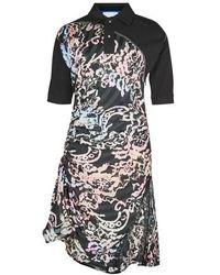 Koche Polo Dress - Black