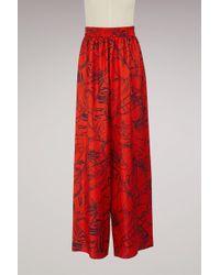 Roseanna - Silk Connor Large Pants - Lyst