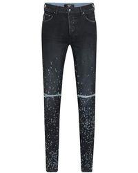 Amiri Jeans Shotgun - Schwarz