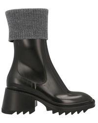 Chloé Betty Boots - Black
