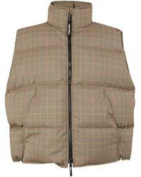 Nina Ricci - Checked Jacket In Stretch Fabric - Lyst
