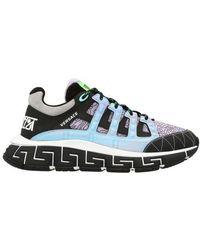 Versace Chain Reaction Sneakers - Multicolour
