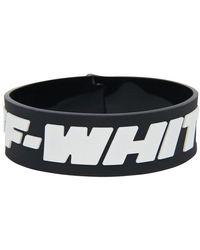 Off-White c/o Virgil Abloh Bracelet 2.0 Industrial - Noir