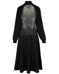 Givenchy Long Dress - Black