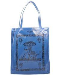 Acne Studios Tote Bag - Blue
